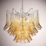 <b>【VENICE ARTE】</b>ヴェネチアンガラスシャンデリア「Calypso」5灯(Φ600×H550mm)※要お見積もり