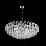 <b>【VENICE ARTE】</b>ヴェネチアンガラスシャンデリア「Henrietta」9灯(Φ900×H400mm)※要お見積もり