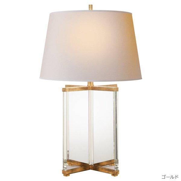 【Visual Comfort】 アメリカ製・テーブルランプ「J. Randall Powers Cameron」1灯(W410×H710mm)