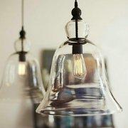 ガラスシェードペンダントライト1灯(W350×H450mm)