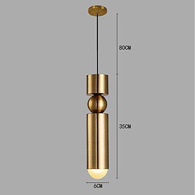 デザイン照明ミニペンダントライト1灯(W60×H350mm)