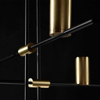【在庫有】 【ZHISHU】デザインシャンデリア ブラック 4灯(W1230×D650×H650mm)