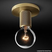 <b>【Restoration Hardware】</b>ソケットライト1灯「UTILITAIRE」(W110×H170mm)
