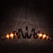 【在庫有!】【MAISHANG®】デザイン照明 2灯 (W650×D180×H180mm)