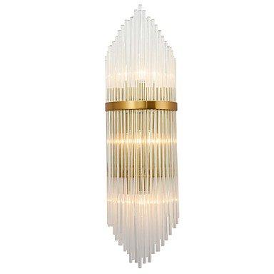 【1台在庫有!】【JLYLITE 】デザインウォールライト ゴールド3灯 (約W200×H700mm)