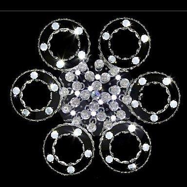 LEDシーリングライト クリスタル照明 6輪(D800×H320mm)