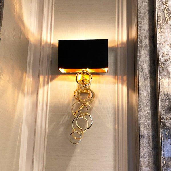 【LA LUCE】 デザインブラケット 1灯 (W300×H660×D160mm)