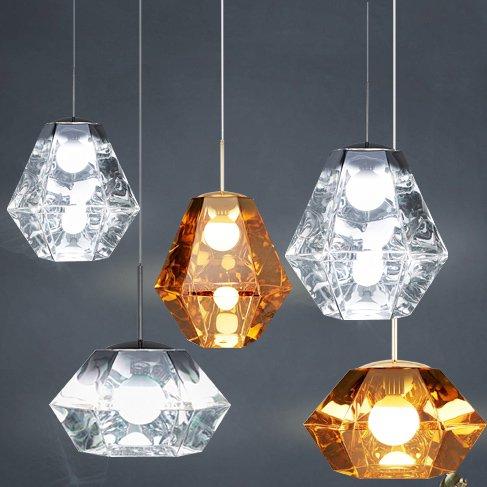 【ZHISHU】デザイン照明シェードペンダントライト1灯(W300×H300mm)