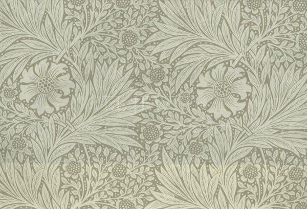 【William Morris】 アンティーク調フロアースタンド マリーゴールド(φ420×H1540mm)
