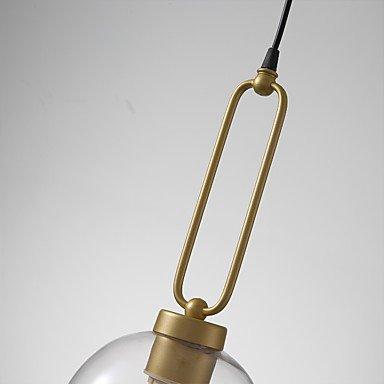 【ZHISHU】ガラスシェードペンダントライト3灯(W670×H470mm)