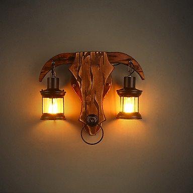 デザインウォールライト 2灯 (約W400×H400×D400mm)