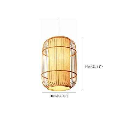 【 MAISHANG®】デザイン照明ペンダントライト1灯(W400mm×H600mm)
