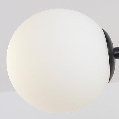 【ZHISHU】デザイン照明 ブラック/ゴールド 11灯(W120×H36mm)