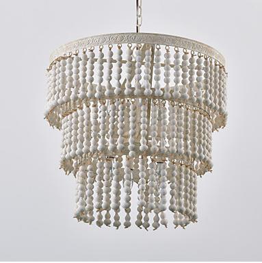 【Ecolight&】デザイン照明 6灯 ホワイト(Φ550×H480mm)
