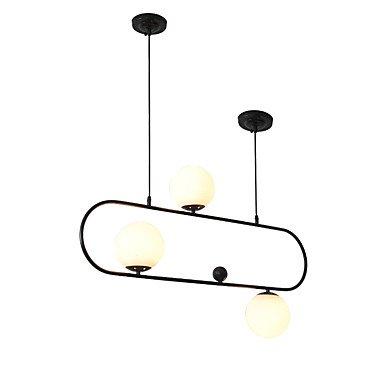 【JSGYlights】スプートニクデザインペンダントライト3灯 ゴールド/ブラック(W900×H520×D150mm)