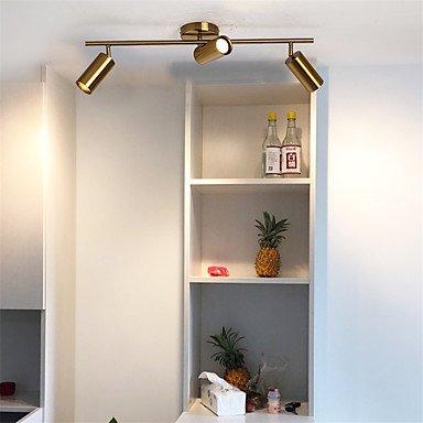 【OYLYW】デザイン照明スポットライト3灯(W700×H210mm)