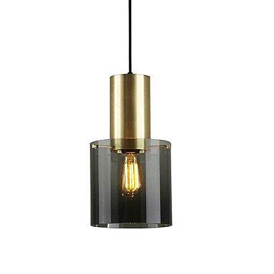 【OYLYW】デザインペンダントライト 1灯 ゴールド(約Φ150×H270mm)