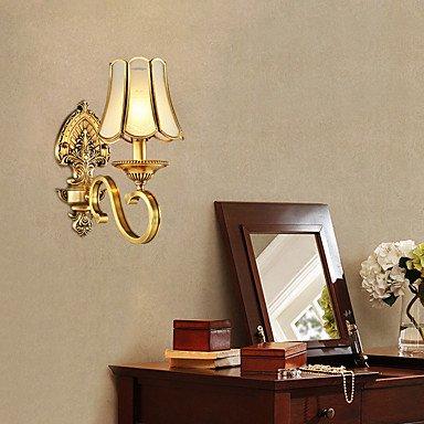 【MAISHANG】デザインウォールライト 1灯 ゴールド(約W180×H460mm)
