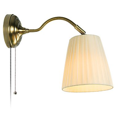 【MAISHANG】デザインウォールライト 1灯 ゴールド(約W180×D370mm)