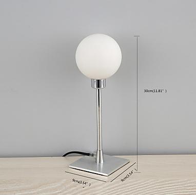 【MAISHANG】デザインテーブルライト 1灯(Φ90×H300mm)