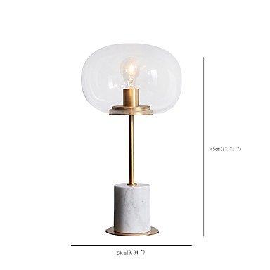 【MAISHANG】デザインテーブルライト 1灯 ホワイト(W250×H450mm)