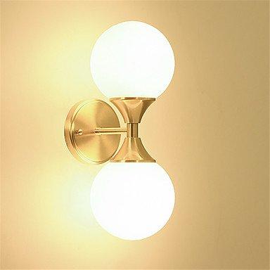 【OYLYW】デザインウォールライト 2灯(約Φ150×H360mm)