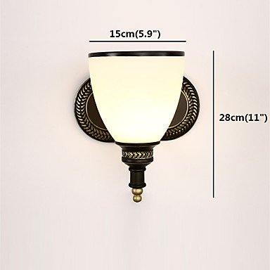 【OYLYW】デザインウォールライト 1灯(約Φ150×H280mm)