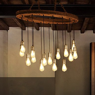【Austen Ding】デザイン照明 15灯(Φ110×H600mm)