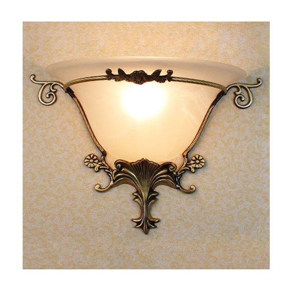 デザインウォールライト 1灯 ホワイト (W320×H270×140mm)