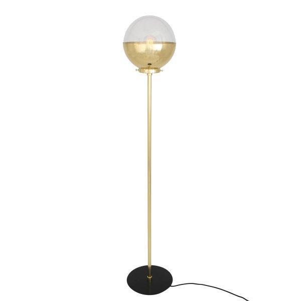 【Mullan-アイルランド】「FLORENCE」モダンフロアライト1灯(φ255×H1490mm)