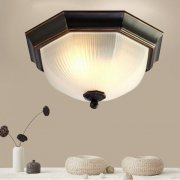 【E-Light】LEDシーリングライト(D320×H200cm)
