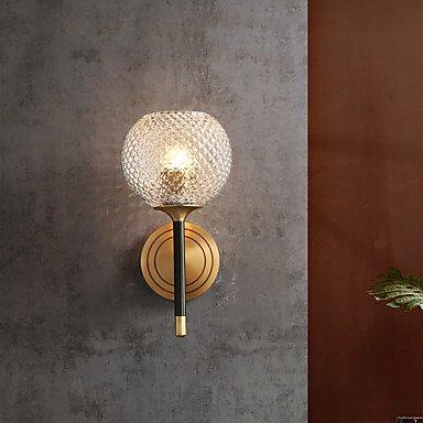 【HEDUO】デザインウォールライト1灯・ゴールド(H235×W210mm)