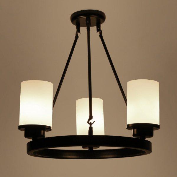 【E-Light】LEDシャンデリア ウォールブラケット 1/3/6/8灯 (D550〜D750mm×H500〜H650mm)