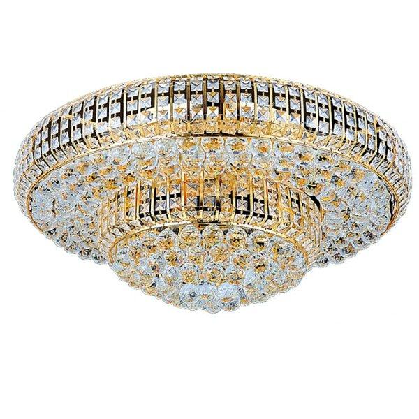 シーリングライト クリスタル照明