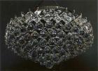 ボールクリスタルシーリングシャンデリア 8灯 クローム(W370×H320mm)