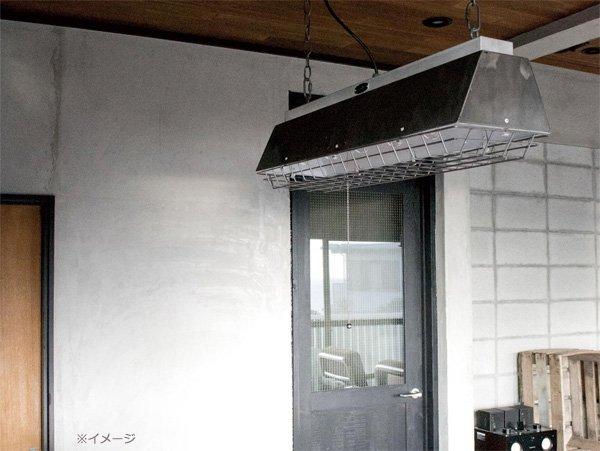 【HERMOSA】ペンダントライト「COMPTON LAMP」6灯・SX(W750×H200mm)