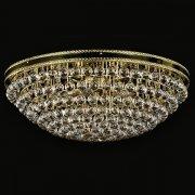 <B>【ART GLASS】</B>チェコorスワロフスキークリスタルシーリングシャンデリア 6灯
