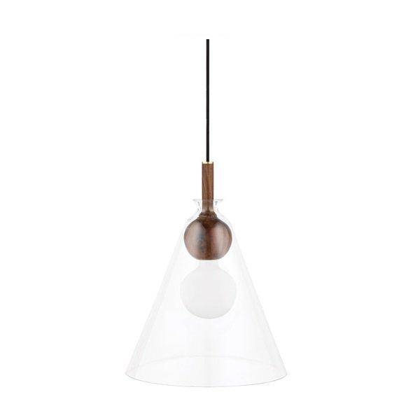 【MITZI】ペンダントライト・A「DANI」1灯・ゴールド(W355.6×H463.5mm)