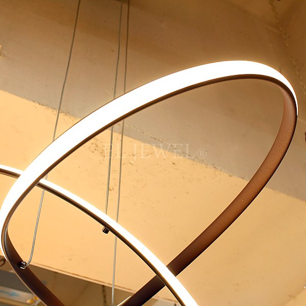 LEDデザイン照明 ペンダントライト ゴールド LED(W530/W630/W780mm)