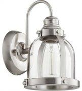 【QUORUM】アメリカ製ウォールライト1灯(W160×H250×D200mm)