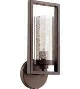 【QUORUM】アメリカ製ウォールライト1灯(W150×H370×D130mm)