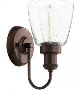 【QUORUM】アメリカ製ウォールライト1灯(W130×H260×D180mm)