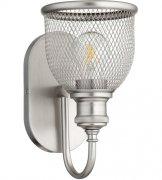 【QUORUM】アメリカ製ウォールライト1灯(W150×H260×D190mm)