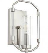 【QUORUM】アメリカ製ウォールライト1灯(W200×H280×D110mm)