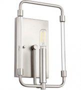 【QUORUM】アメリカ製ウォールライト1灯(W170×H280×D80mm)
