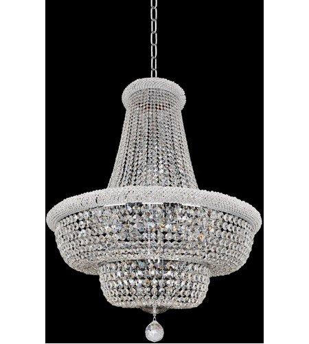 【ALLEGRI】ペンダントシーリングライト「Napoli」21灯クローム(Φ860×H1140mm)
