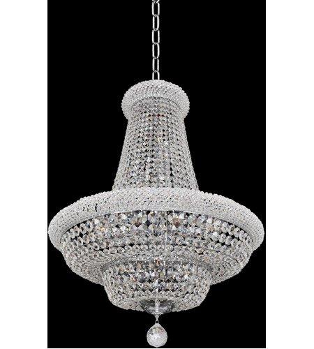 【ALLEGRI】ペンダントシーリングライト「Napoli」9灯クローム(Φ450×H730mm)