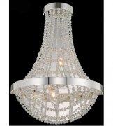 【ALLEGRI】クリスタルウォールライト「Felicity」2灯ポリッシュシルバー(W330×D170mm)