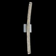 【ALLEGRI】クリスタルウォールライト「Aries」クローム(W150×H810×D150mm)