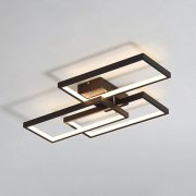 【JSGYlights】モダンシーリング照明LED(W600mm)